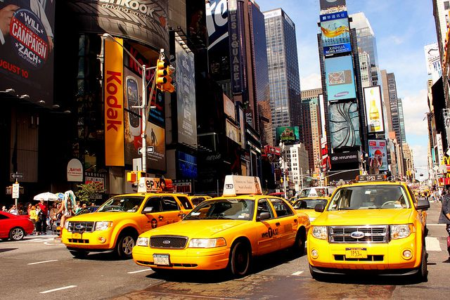 Get a Free MetroCard or Cab Fare for New Year's in NY