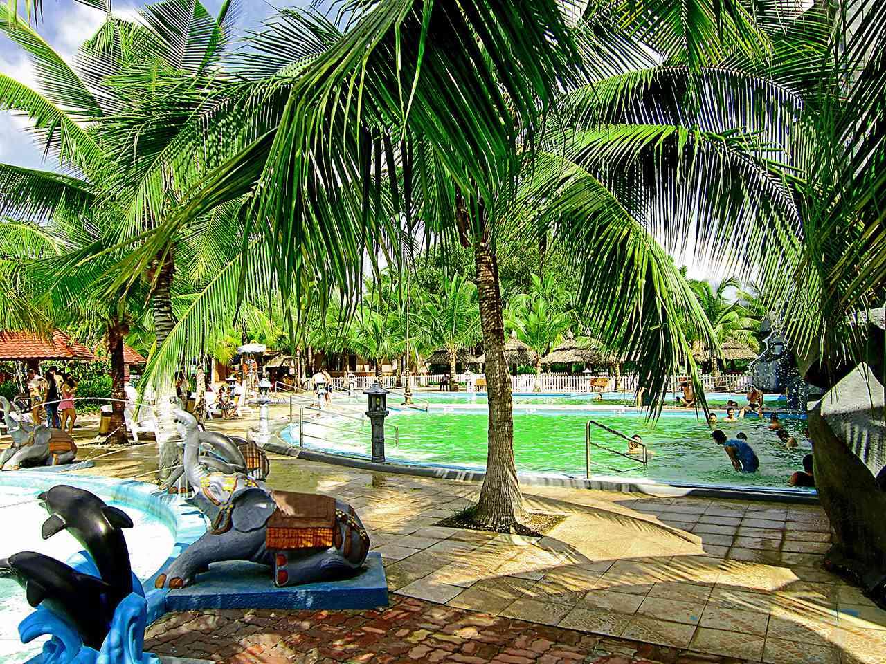 Binh Chau Hot Springs, Vietnam