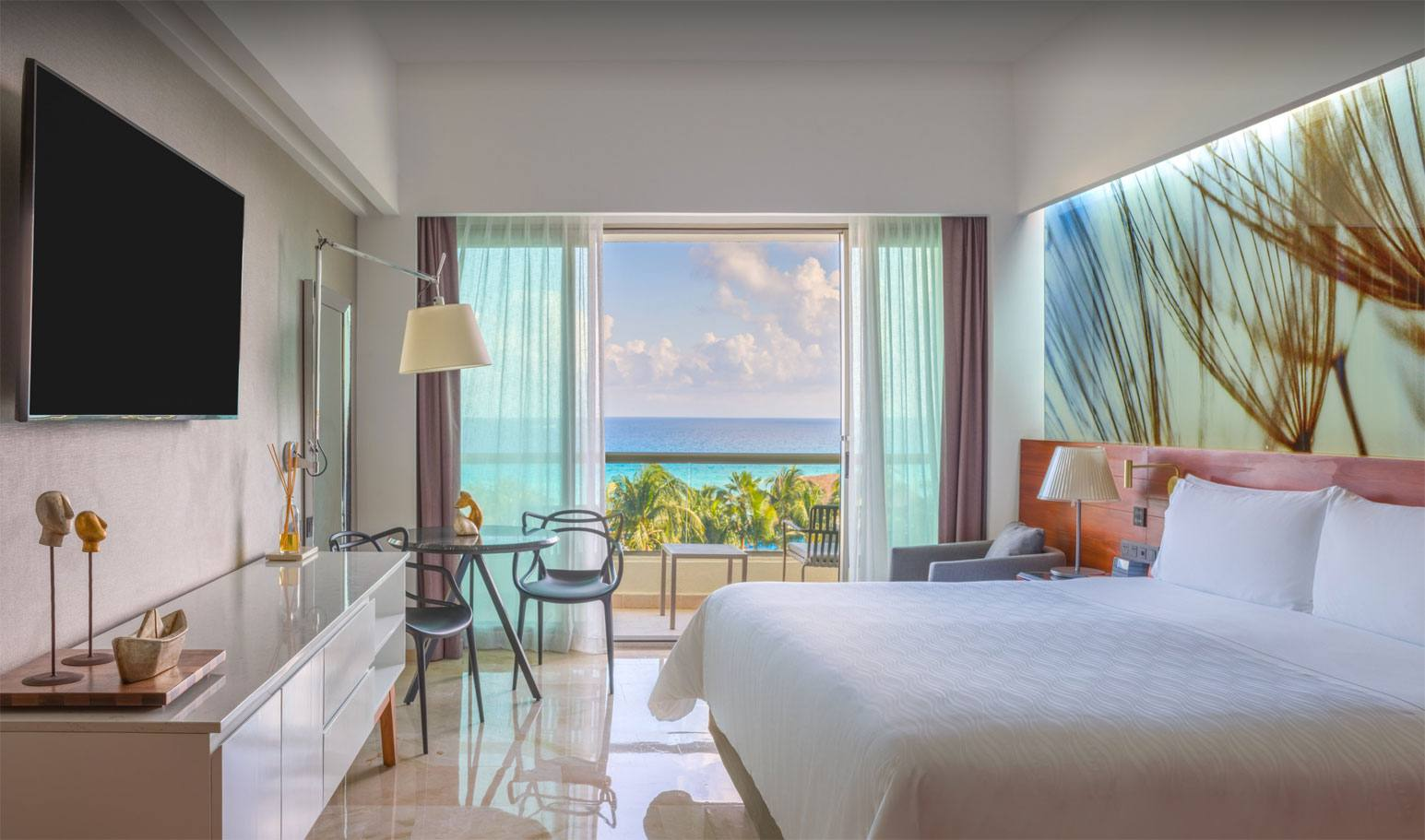 Experience The Bliss At Live Aqua Cancun Hotel