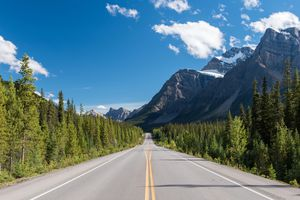 Icefields Parkway Road Trip, Banff, Canada