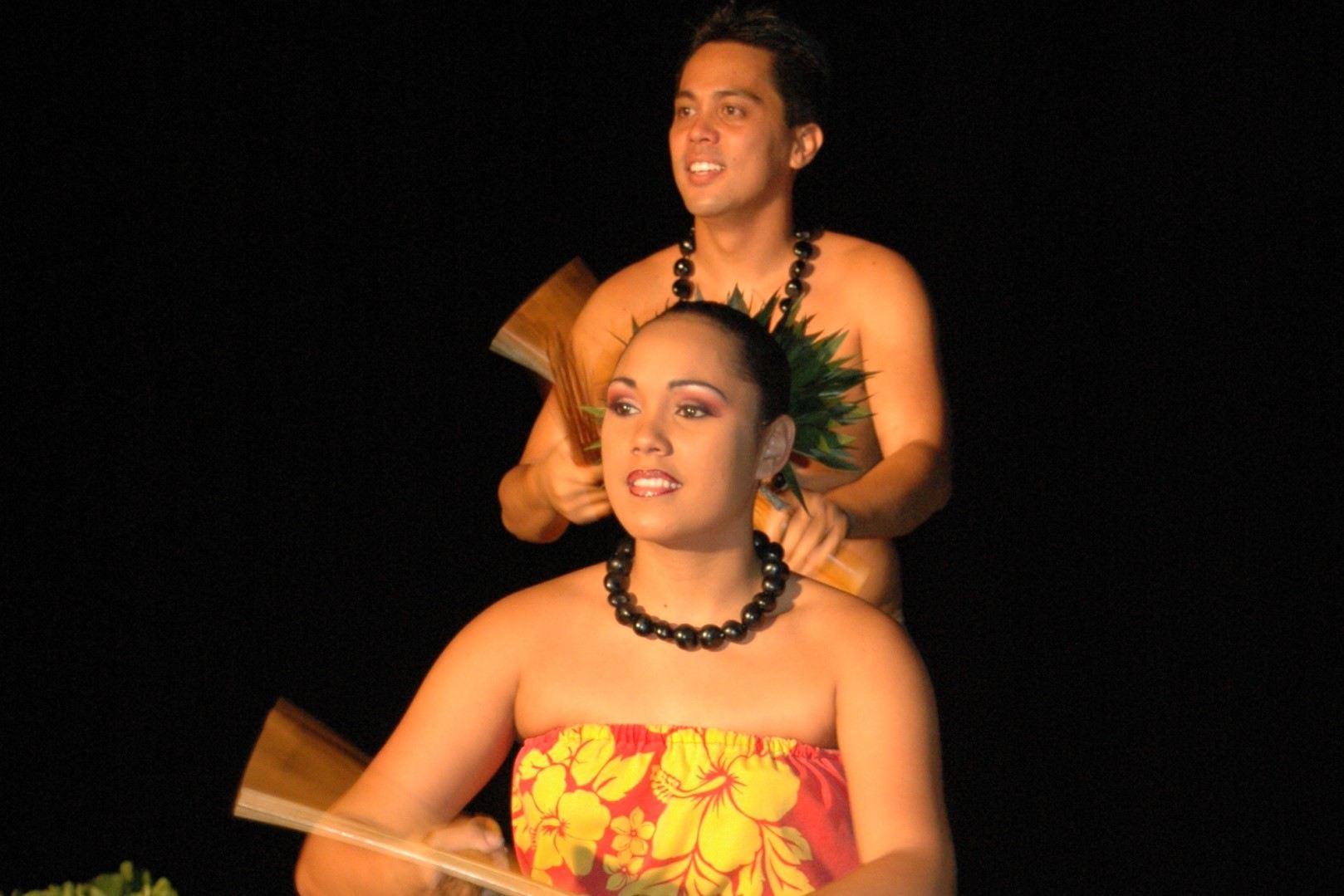 Feast at Lele, Lahaina, Maui