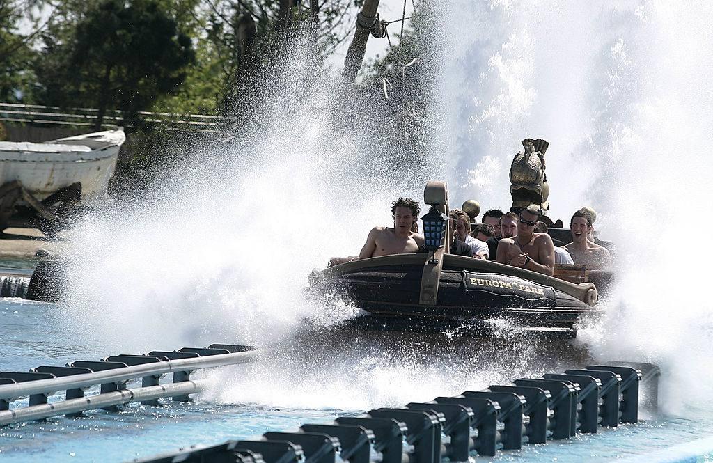 Europapark Water Ride