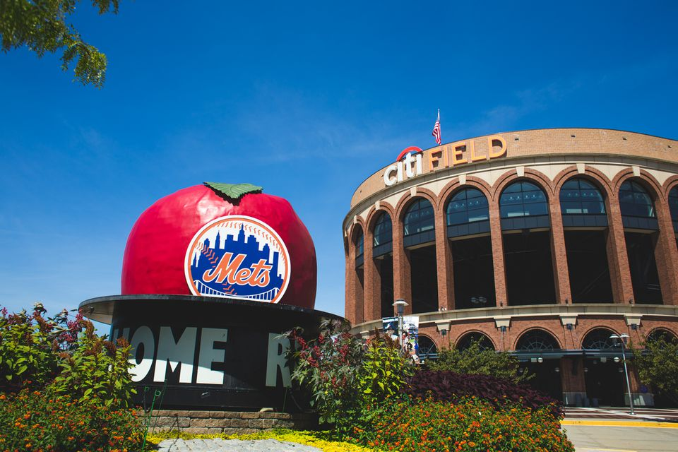 Citi Field Ballpark in New York City