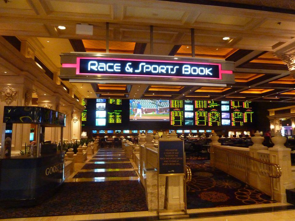Sports Book In Las Vegas