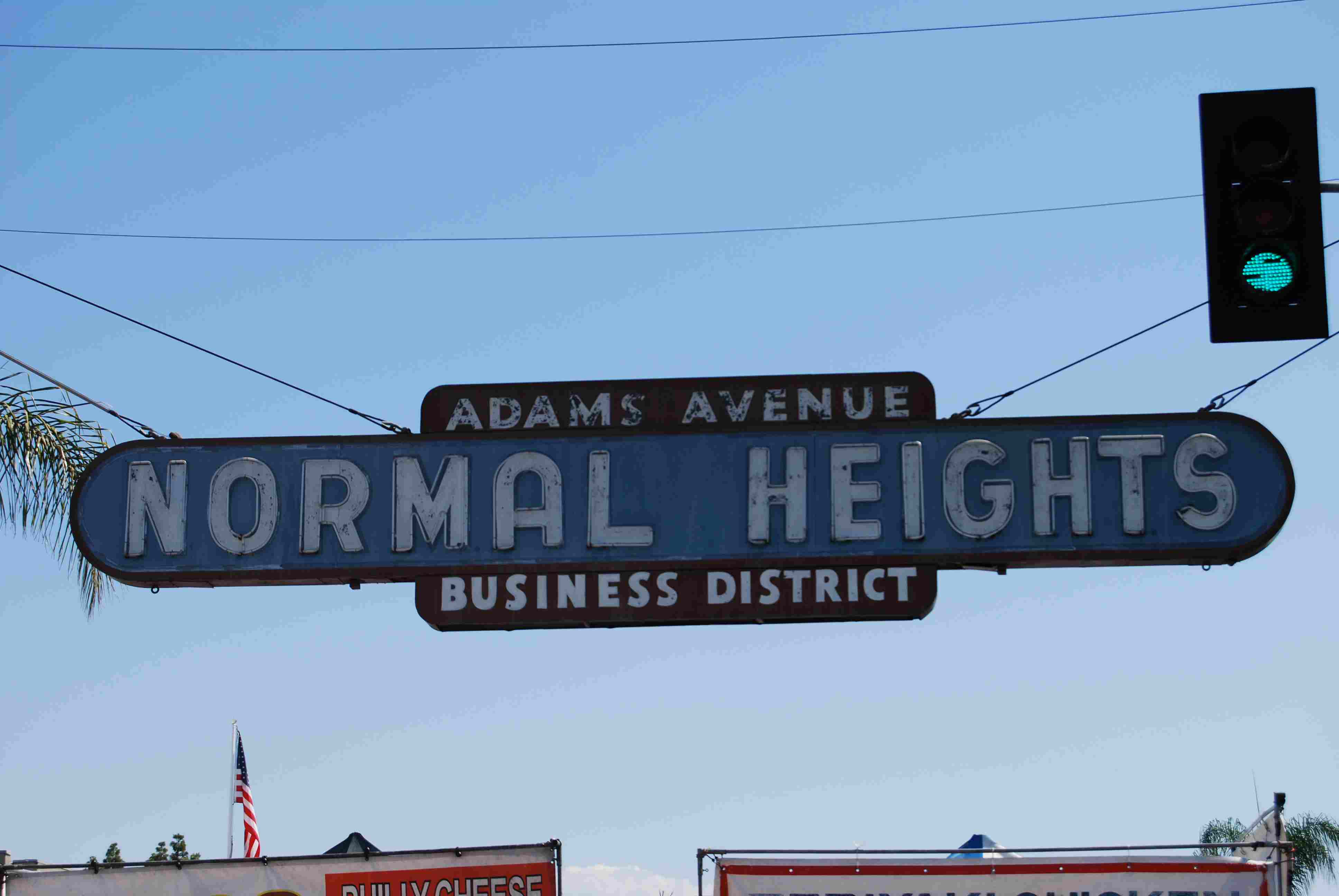 Normal Heights, San Diego