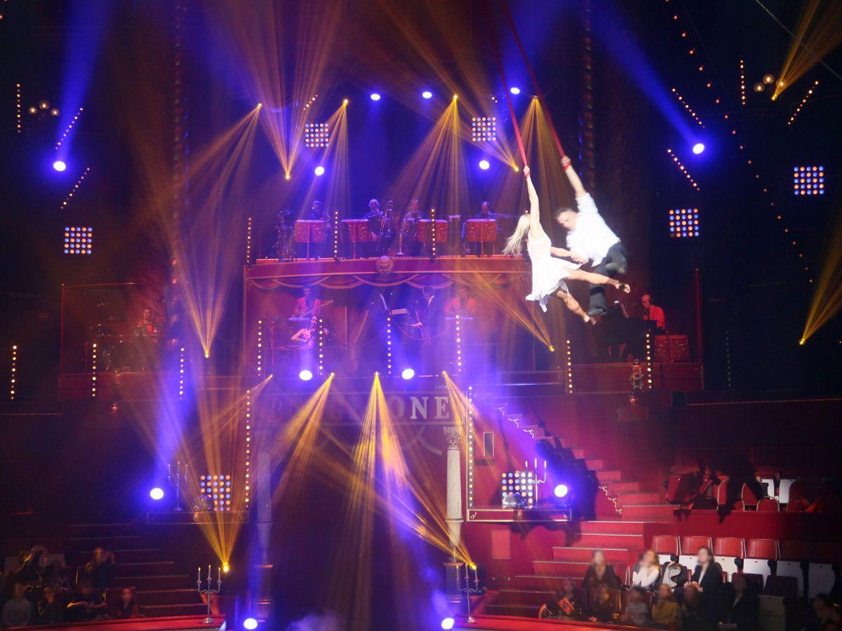 Cirque d'Hiver Bouglion