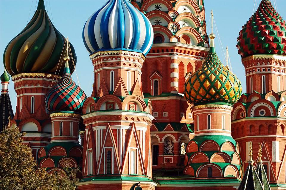 San Basilio, Moscú, Moscow, Russia.