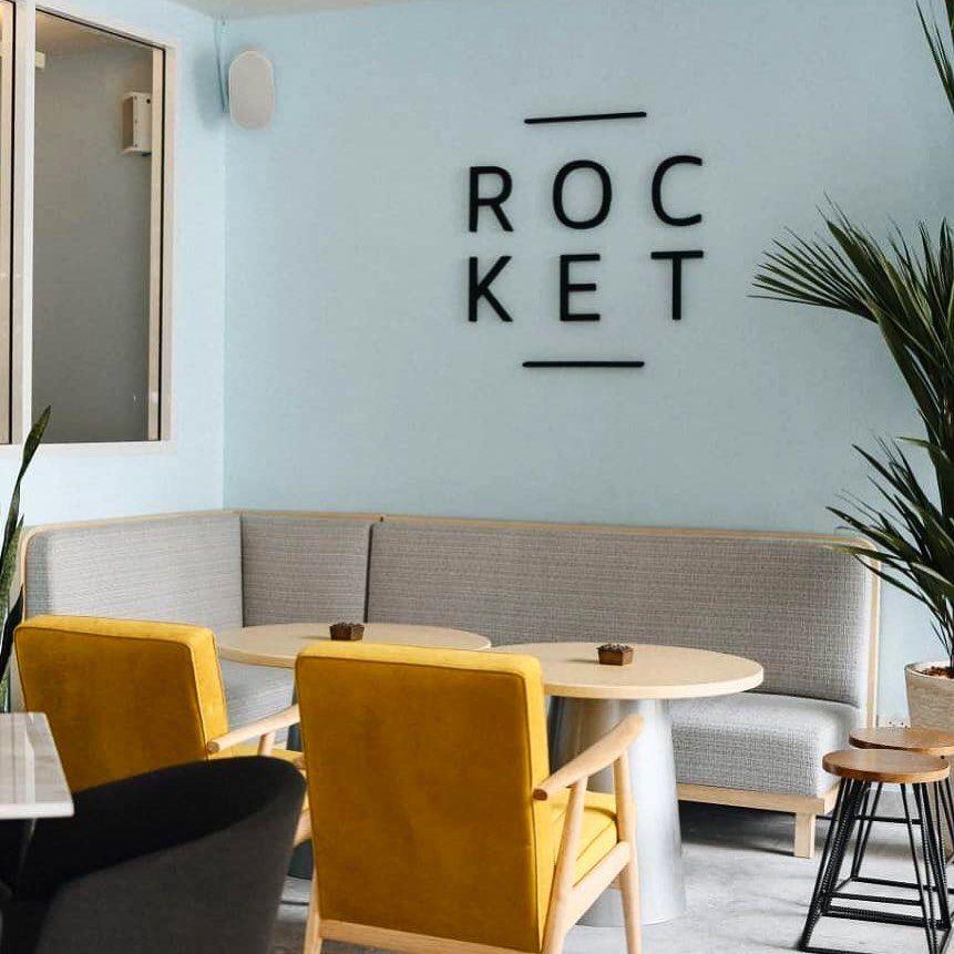 Rocket Coffeebar, Bangkok