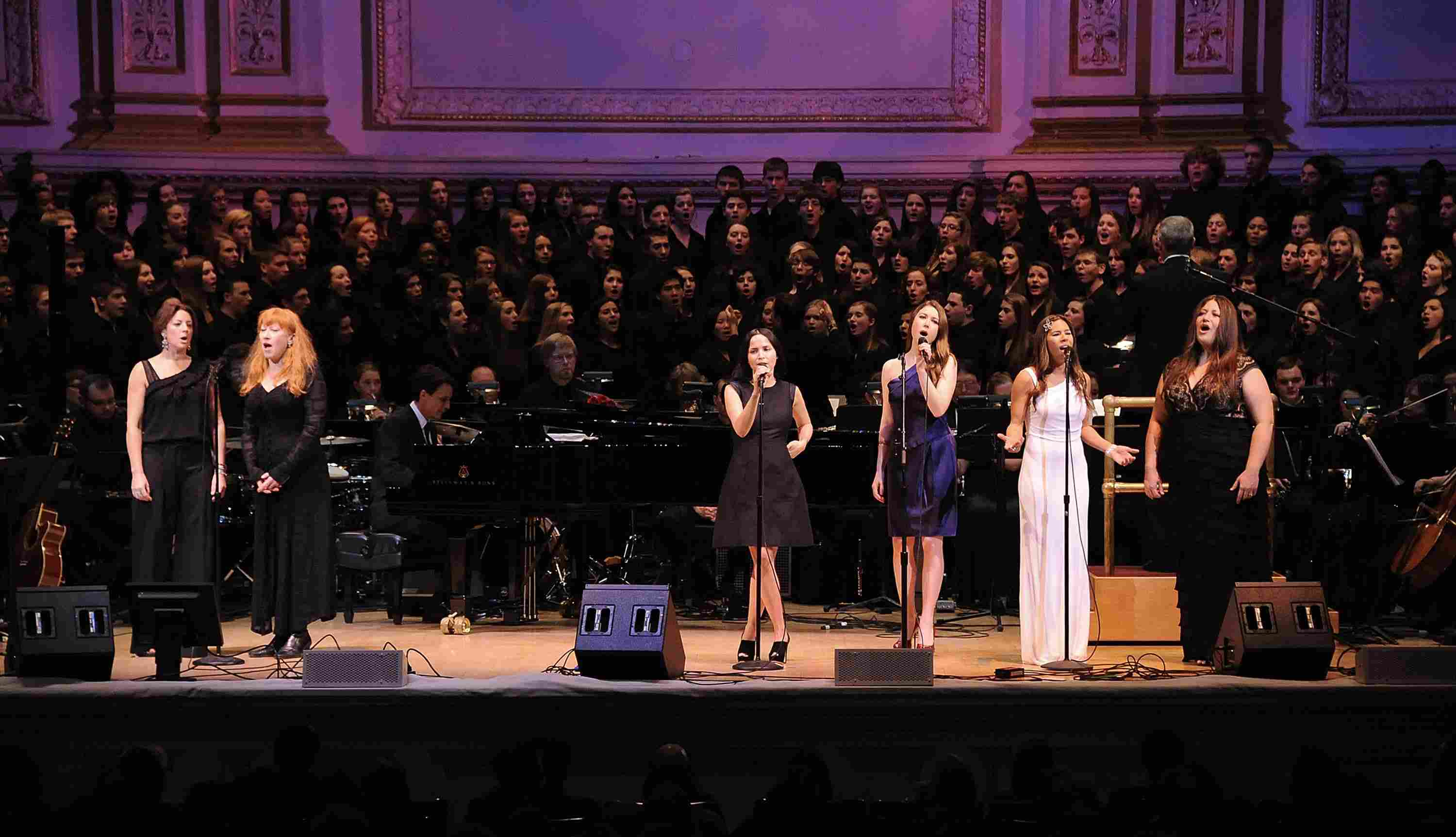 The American Christmas Carol Benefiting Golden Hat Foundation