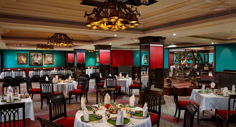 Dakshin dining area