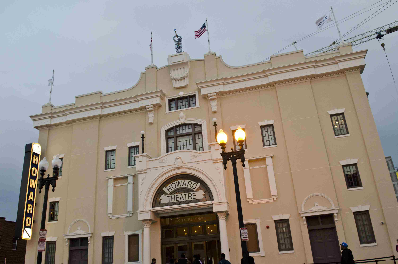 Howard Theatre, Shaw neighborhood