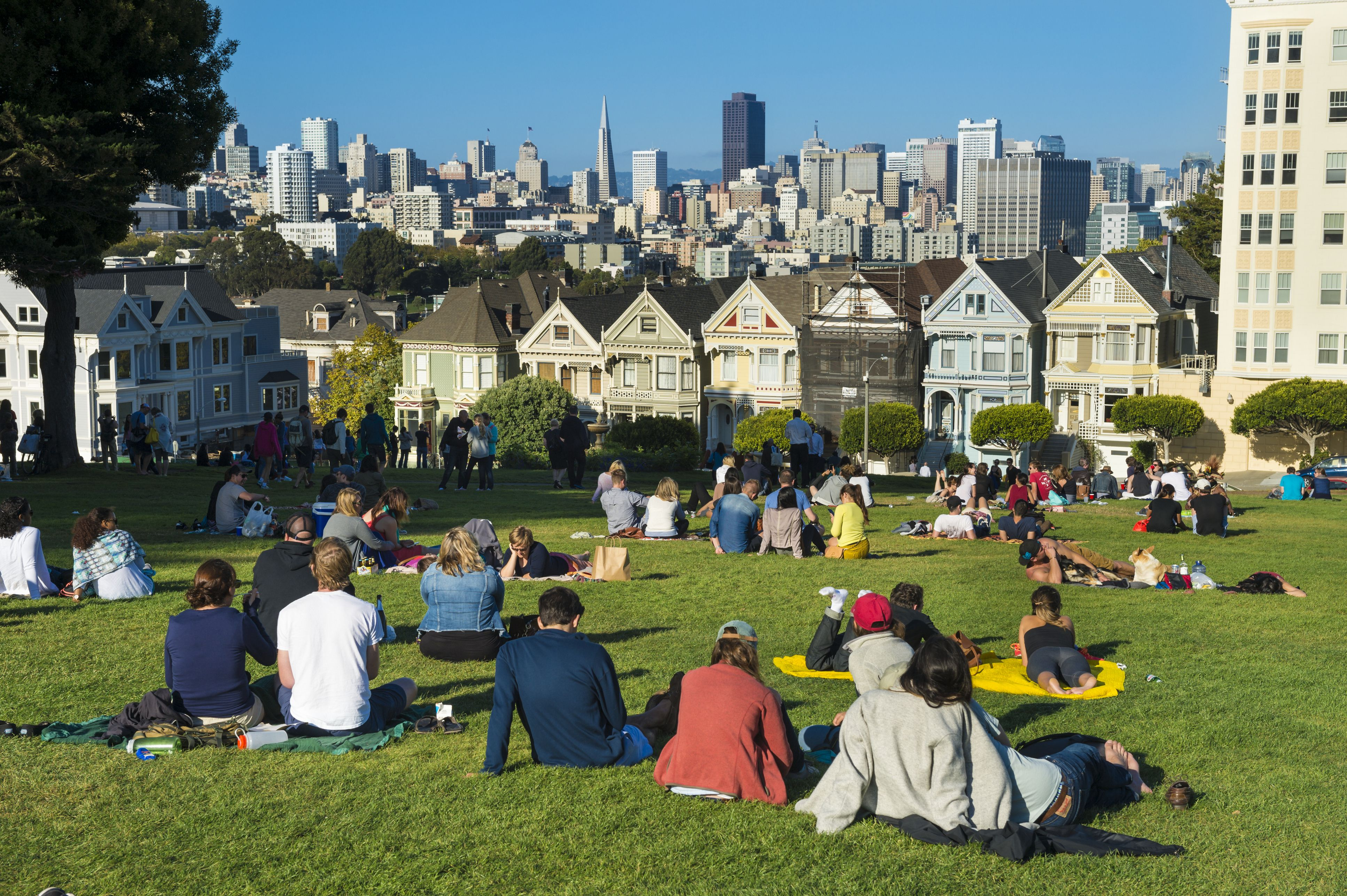 Full House House In San Francisco Address And Location