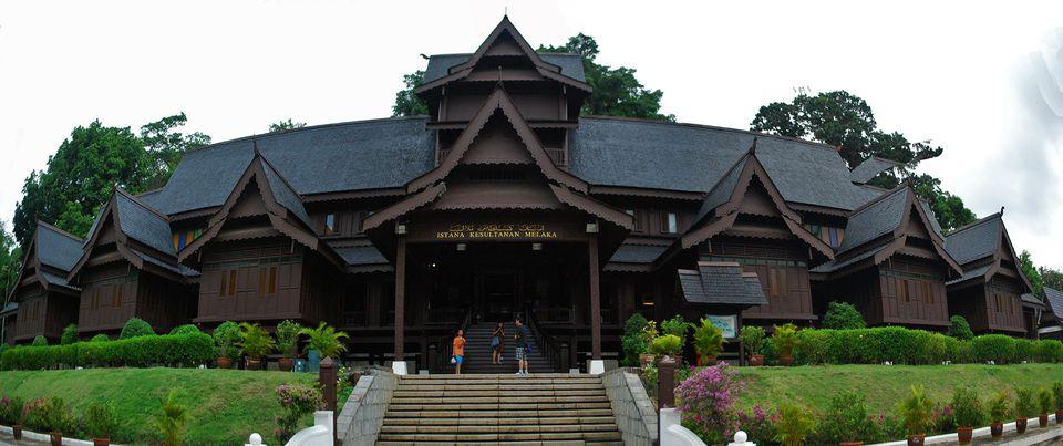 Malacca Sultanate Palace, Malaysia