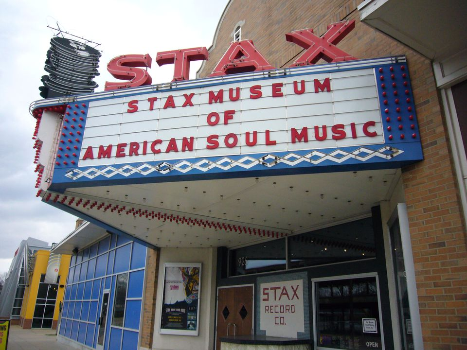 Museo Stax de American Soul Music