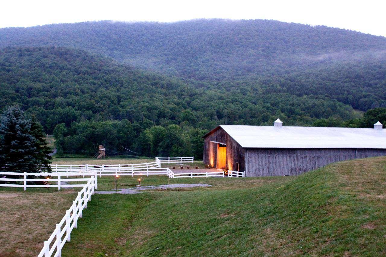 Catskills barn Trip to Catskills