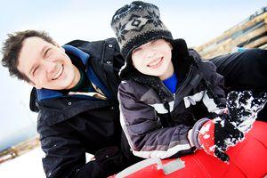 Snow Tubing Fun at Ski Resorts