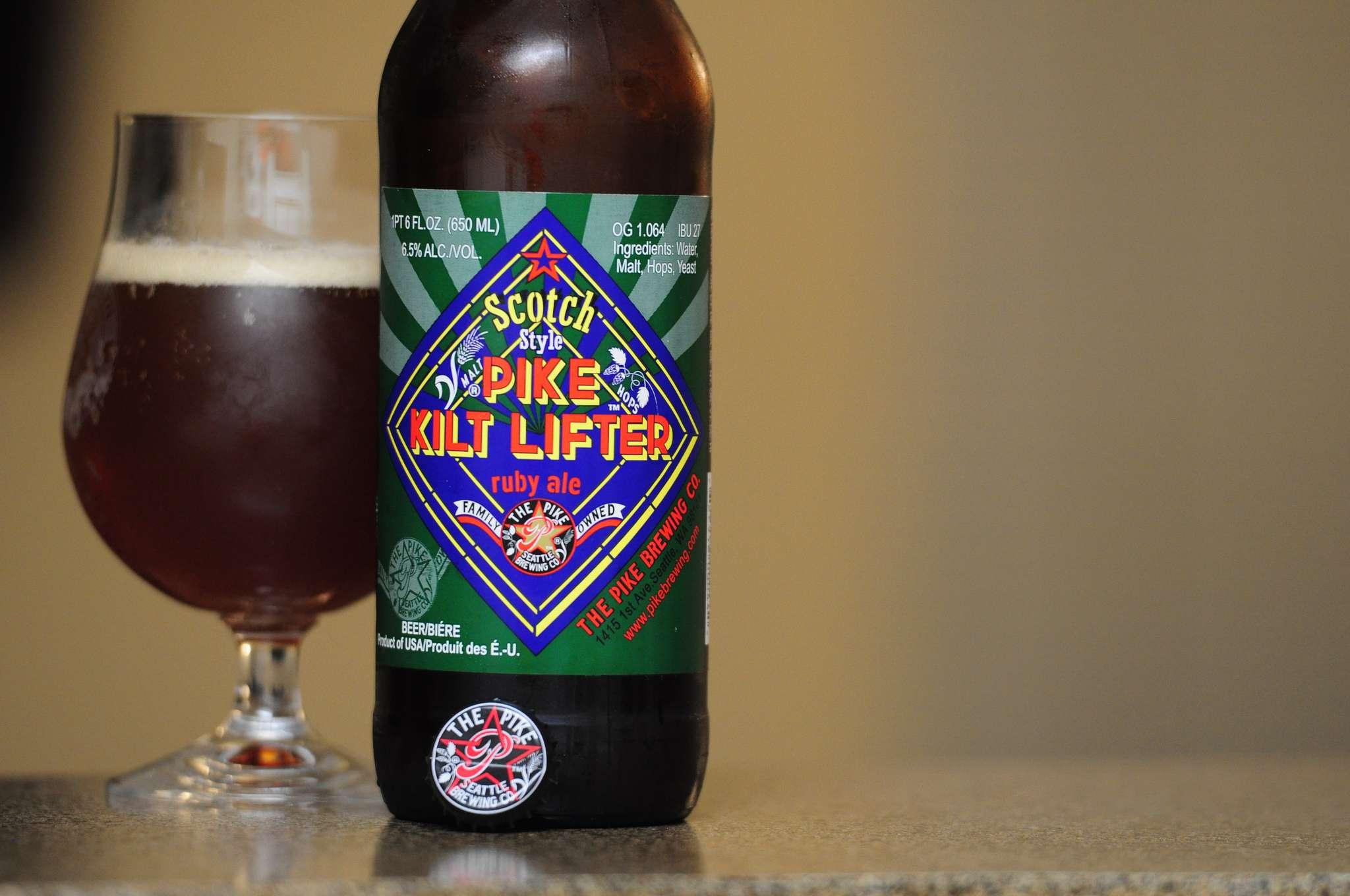 Pike Brewing Kilt Lifter