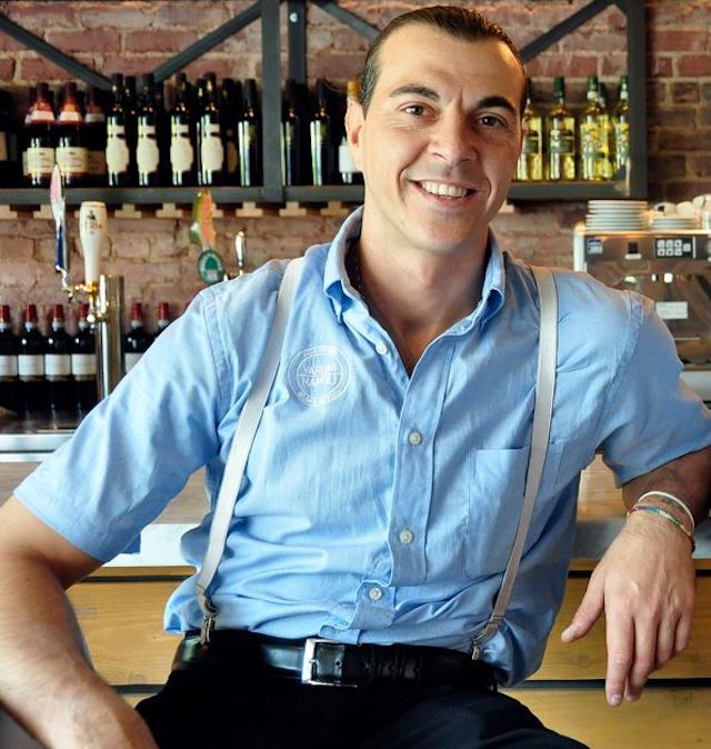 Varuni Napoli's founder, Luca Varuni, shares his favorite spots in Atlanta