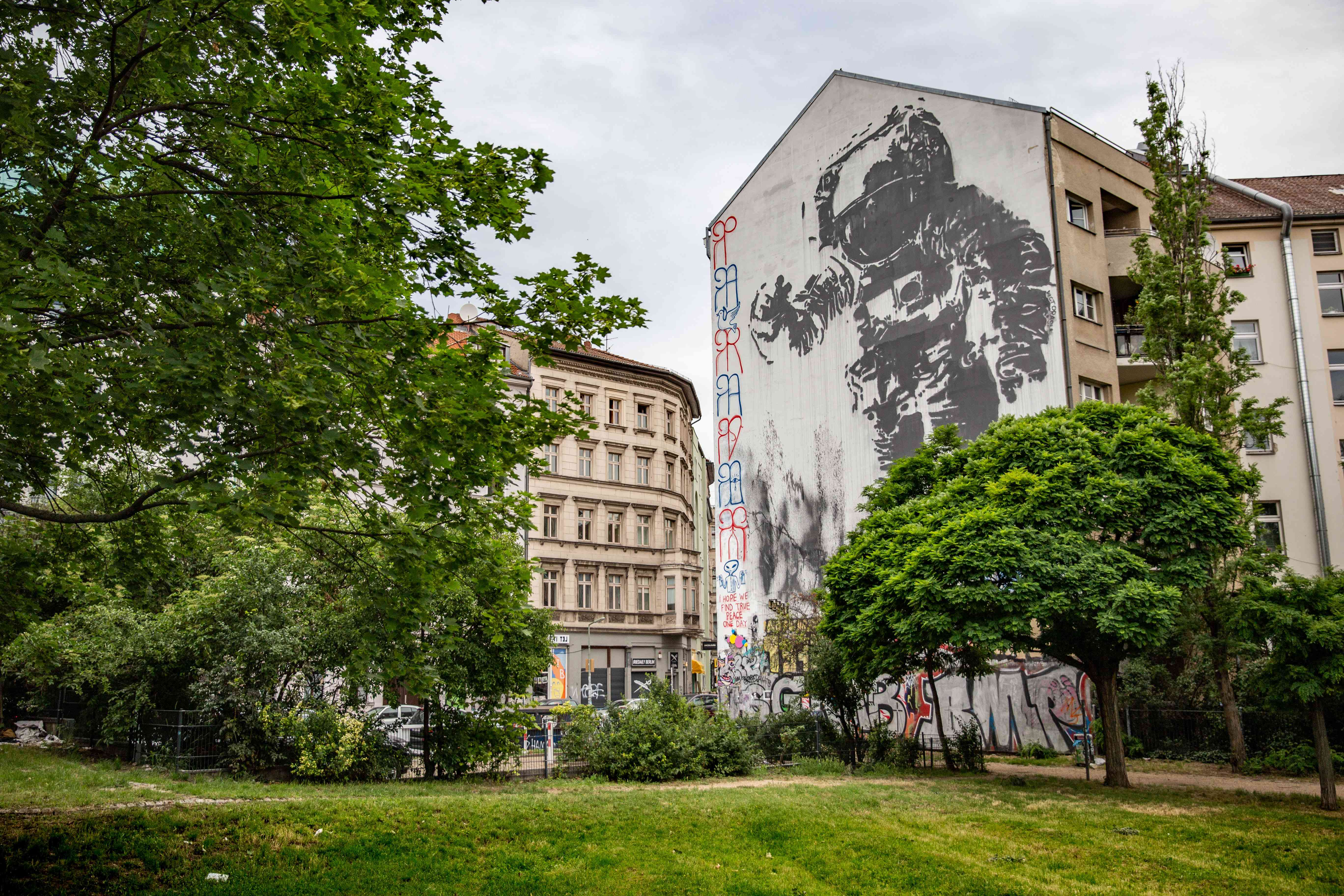 The 10 Best Works of Street Art in Berlin
