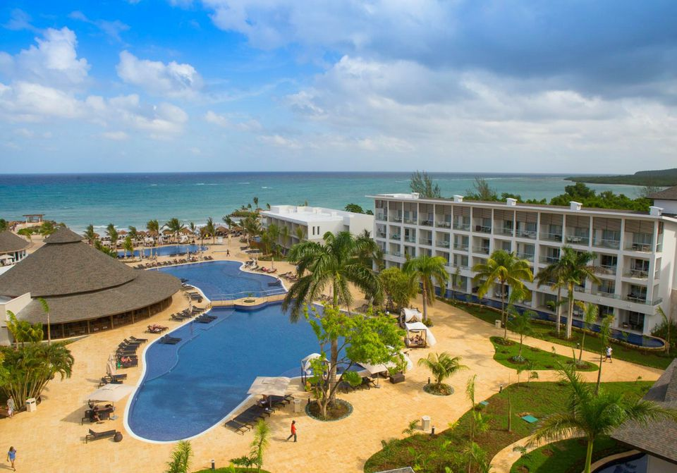 Royalton White Sands Resort in Jamaica