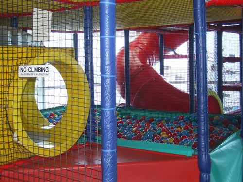 Celebrity Infinity - Kids' Center