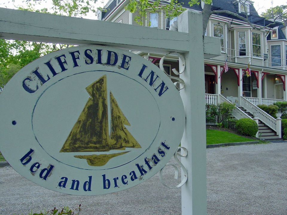 Cliffside Inn Newport Rhode Island