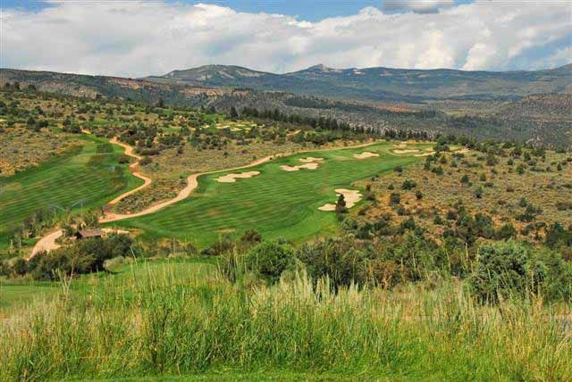 The 4th at Red Sky, Colorado - Greg Norman Design