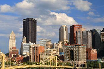 Getting to & Around Pittsburgh