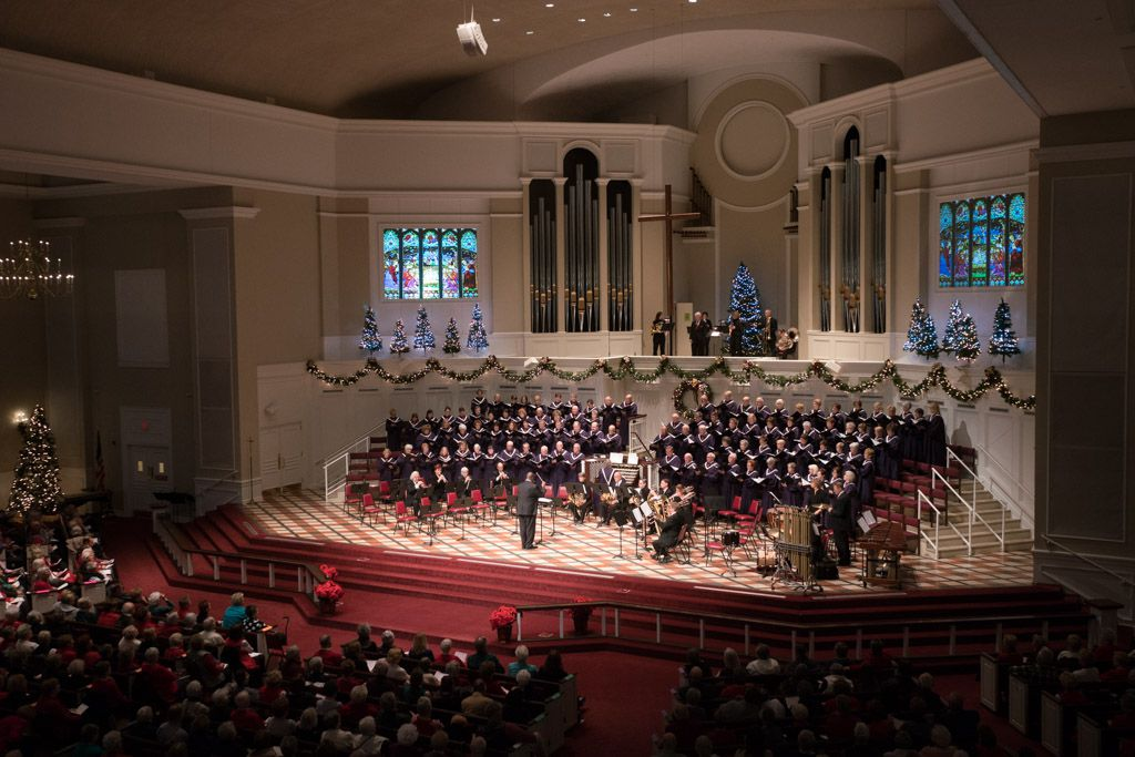 Holiday Brass Concerts