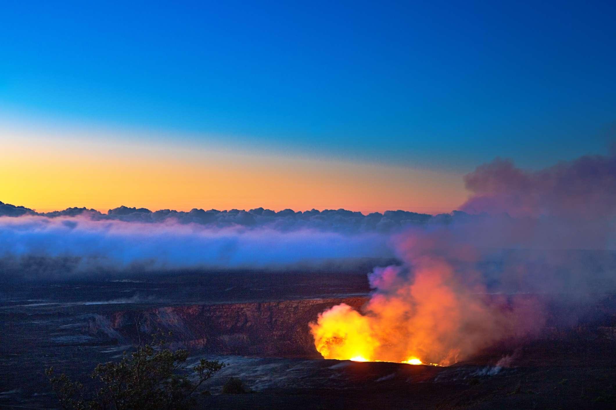 Volcanoes National Park, Hawaii Island