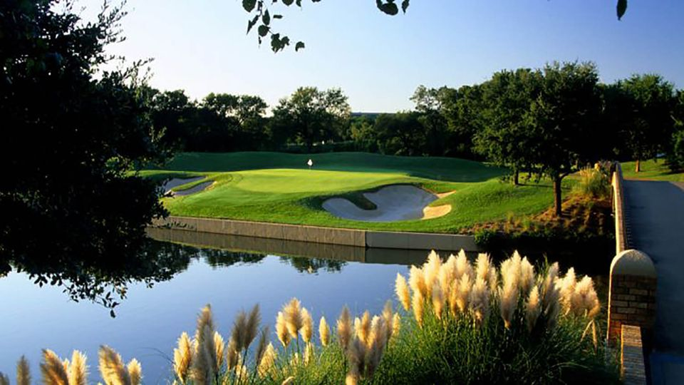 Las Colinas Golf Course, Four Seasons, Dallas, Texas