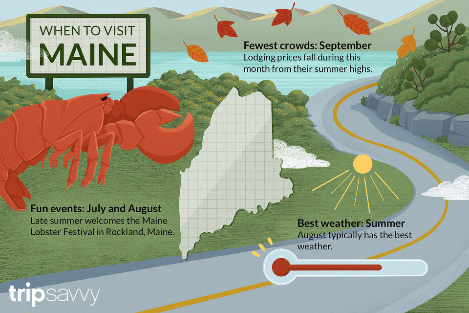 when to visit maine