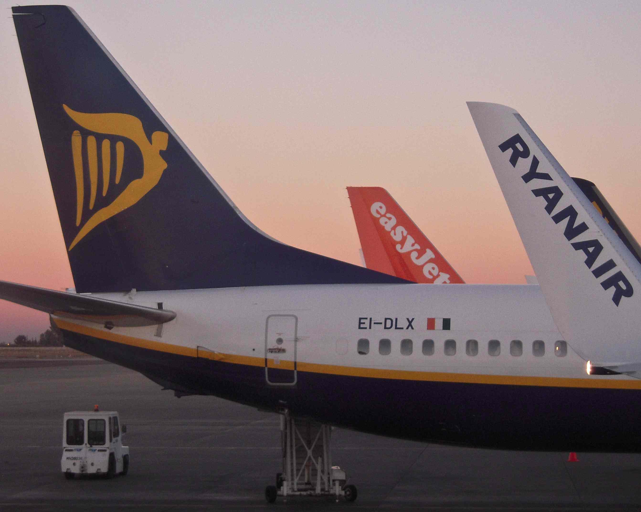 Ryanair y easyJet