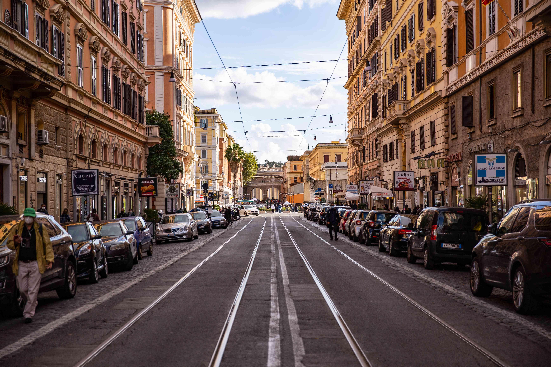 Prati, Rome