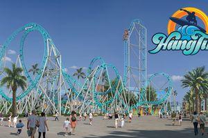 HangTime Rollercoaster at Knott's Berry Farm