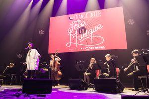 Asa performs during La Fete de la Musique at L'Olympia on June 21, 2014 in Paris, France. (Photo by David Wolff - Patrick/Redferns via Getty Images)