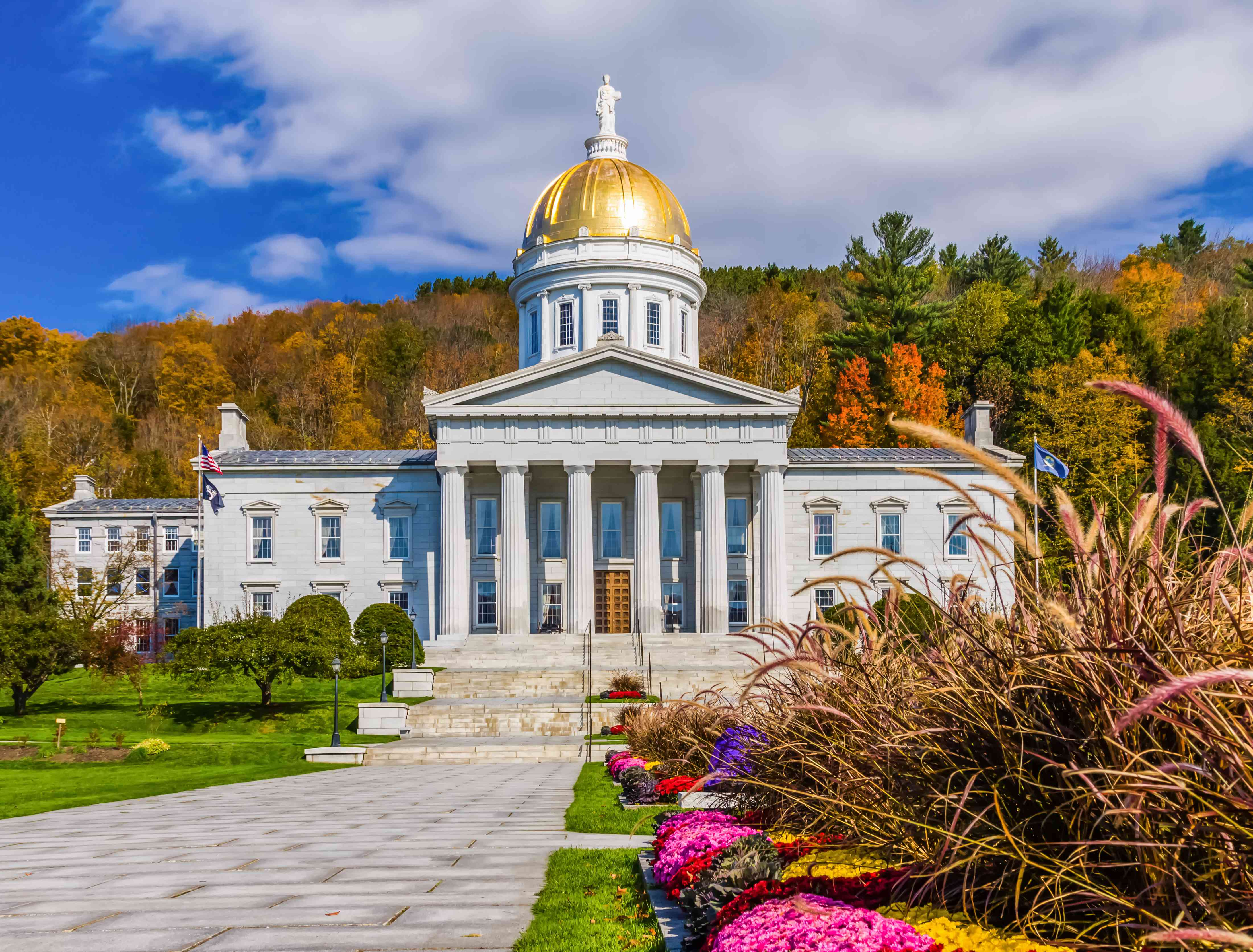Montpelier, Vermont, State Capitol Building