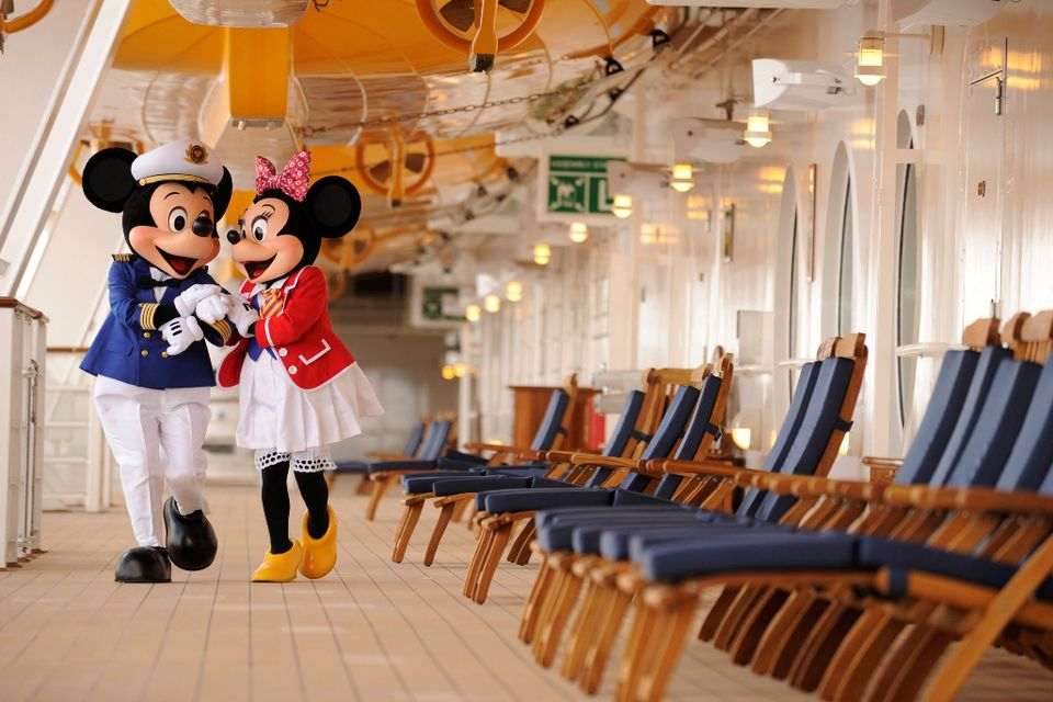 When it comes to family cruising, Disney is tops