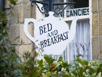 A Step-By-Step Bed-and-Breakfast Guide