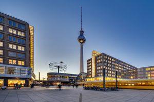 Fernsehturm Berlin Alexanderplatz