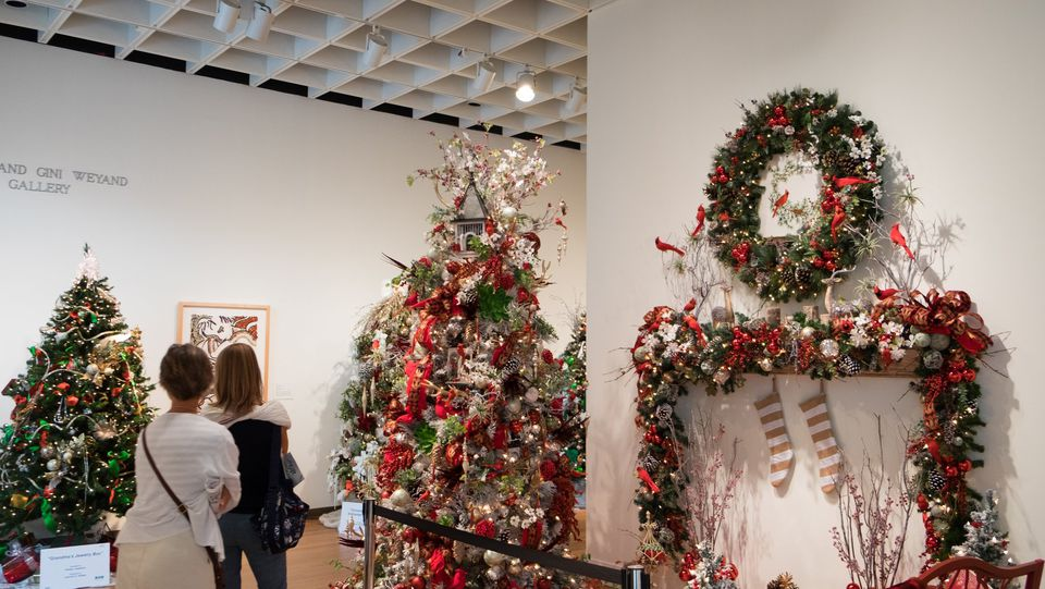 Festival of Trees: The Gift of the Holidays