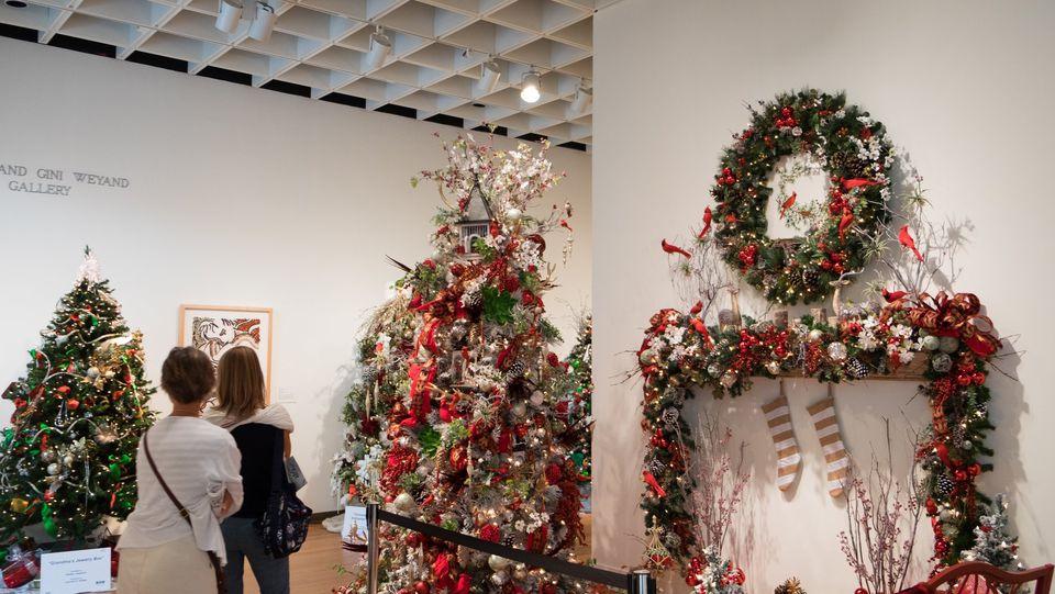 Festival de los árboles: el regalo de las fiestas