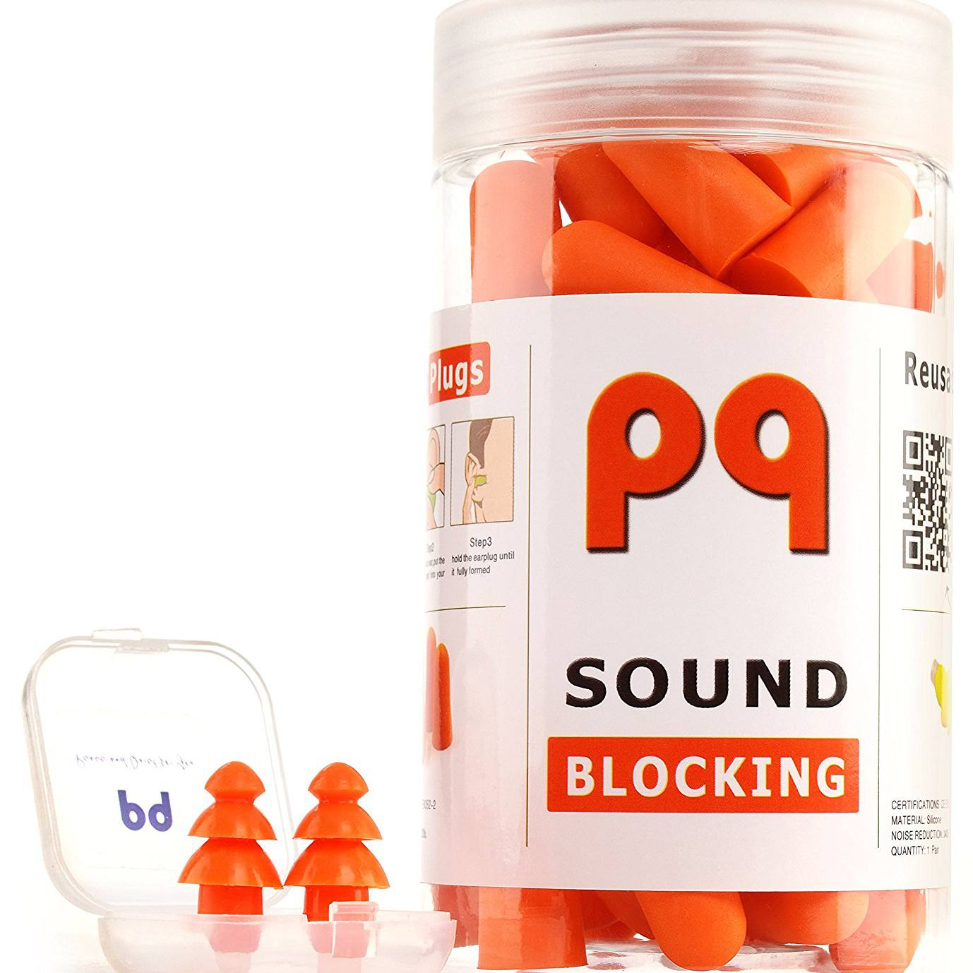 Best Overall Pq Earplugs