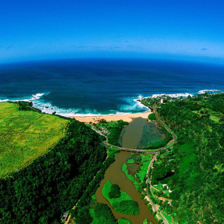 Take a Drive Along Oahu's North Shore
