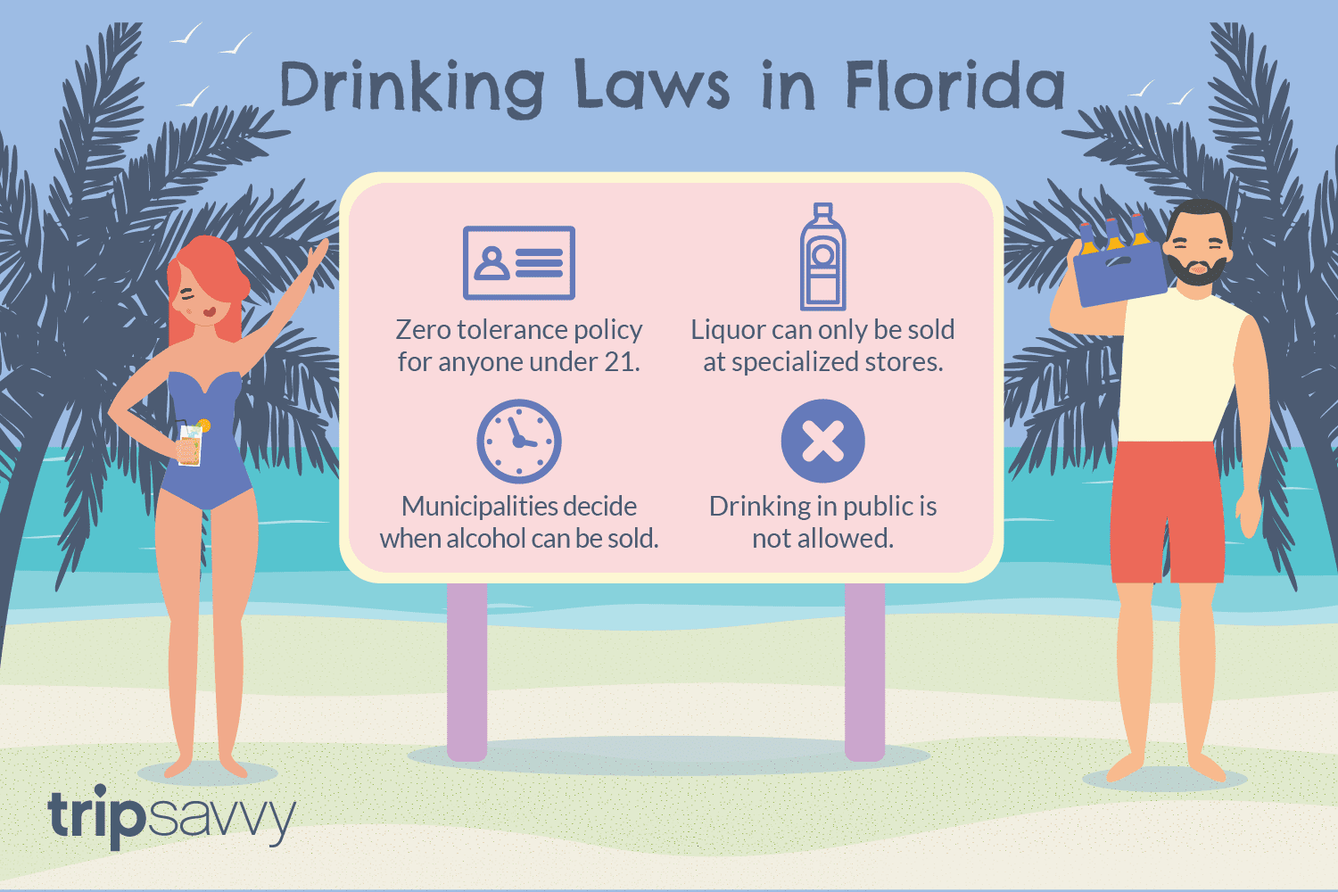what you need to know about florida alcohol laws