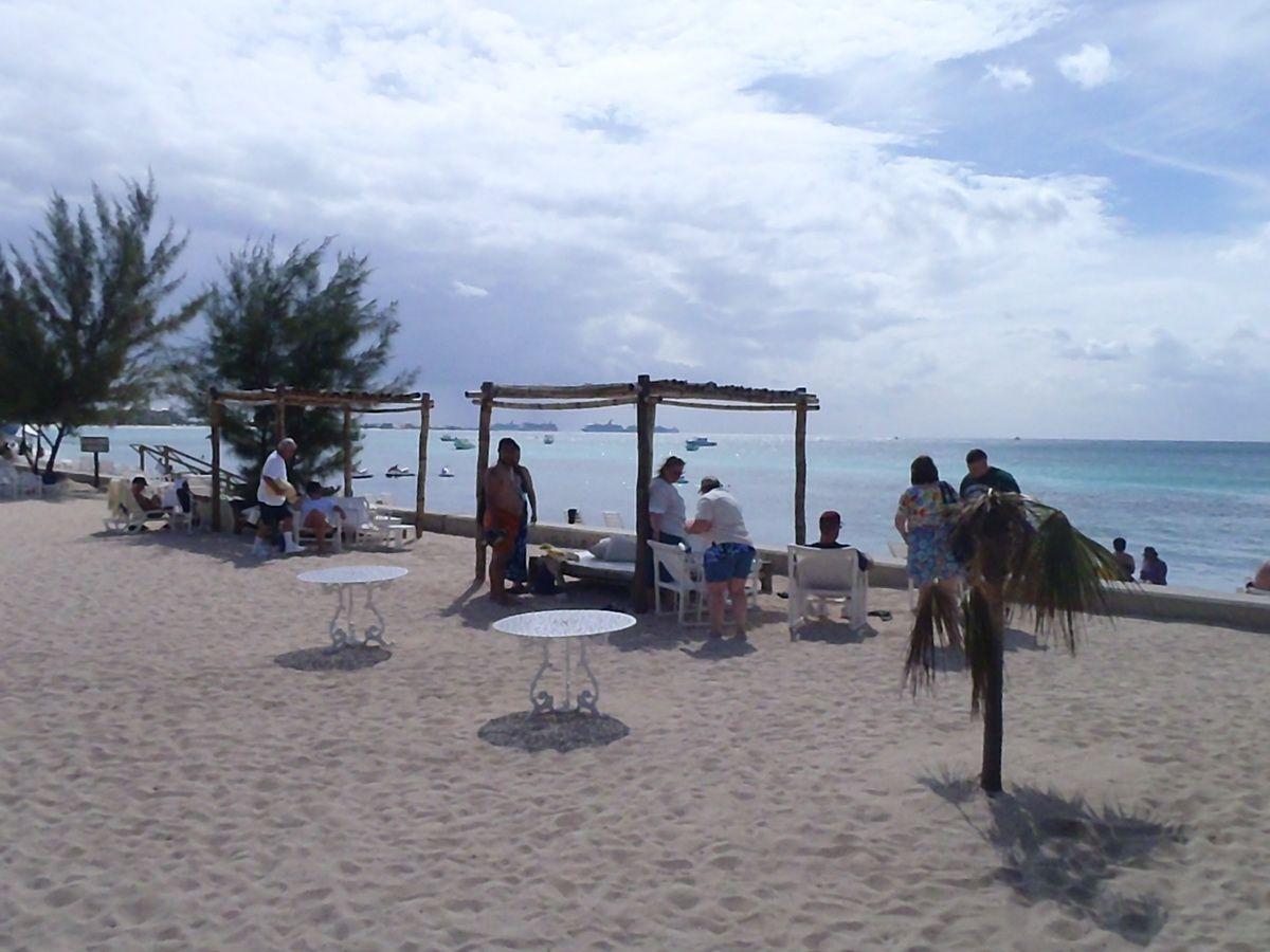 Grand Cayman Island Beach Cabana