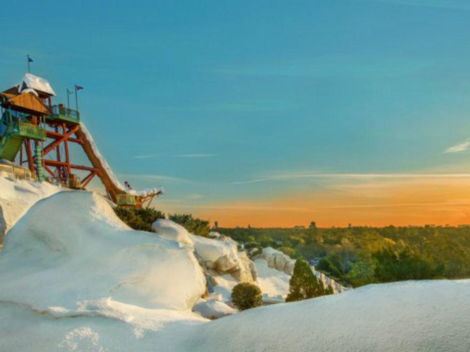 Disney World's Blizzard Beach