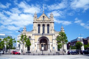 Belfast's Saint Anne's Cathedral - the enormous