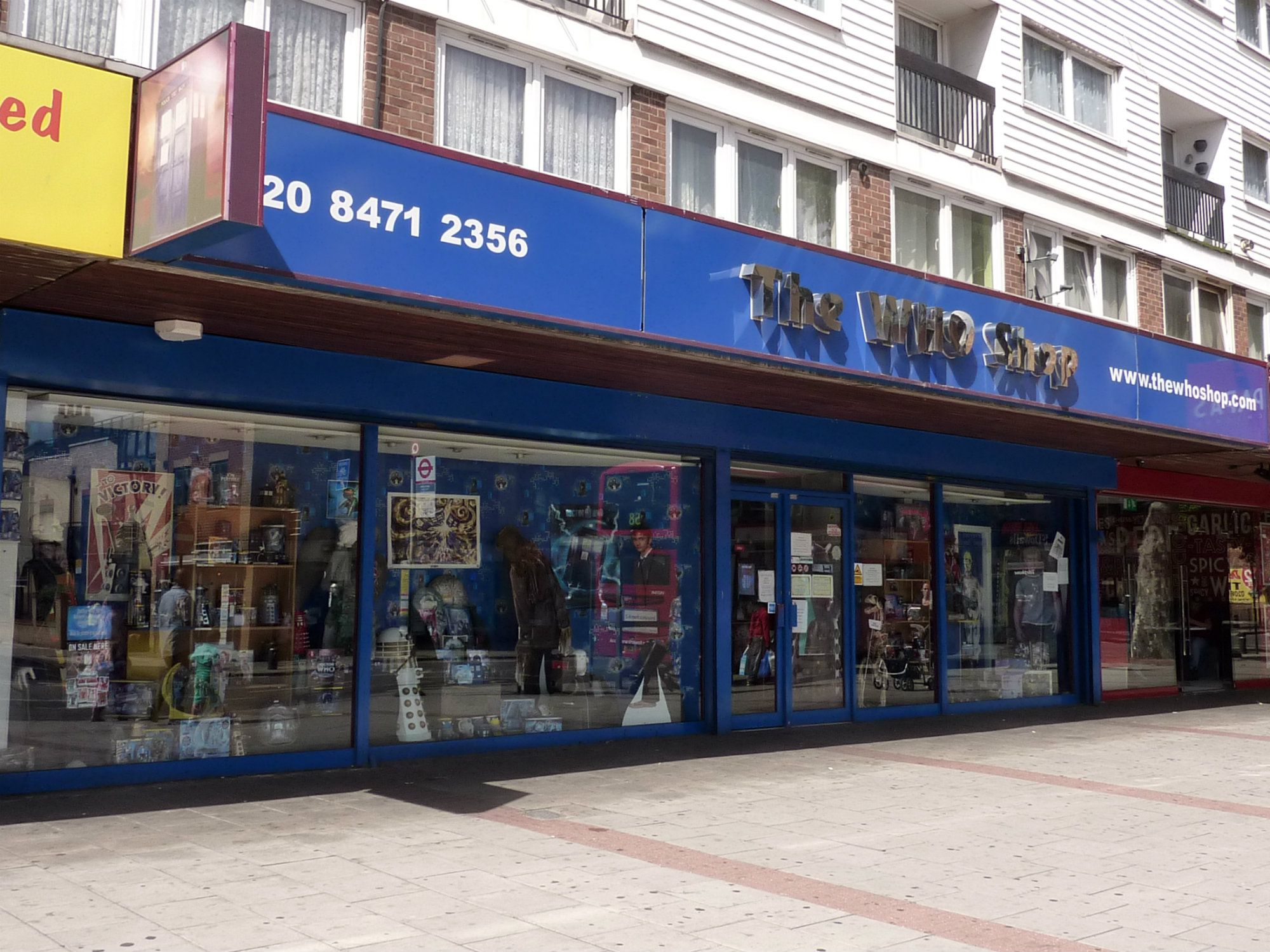 The Doctor Who Shop and Museum