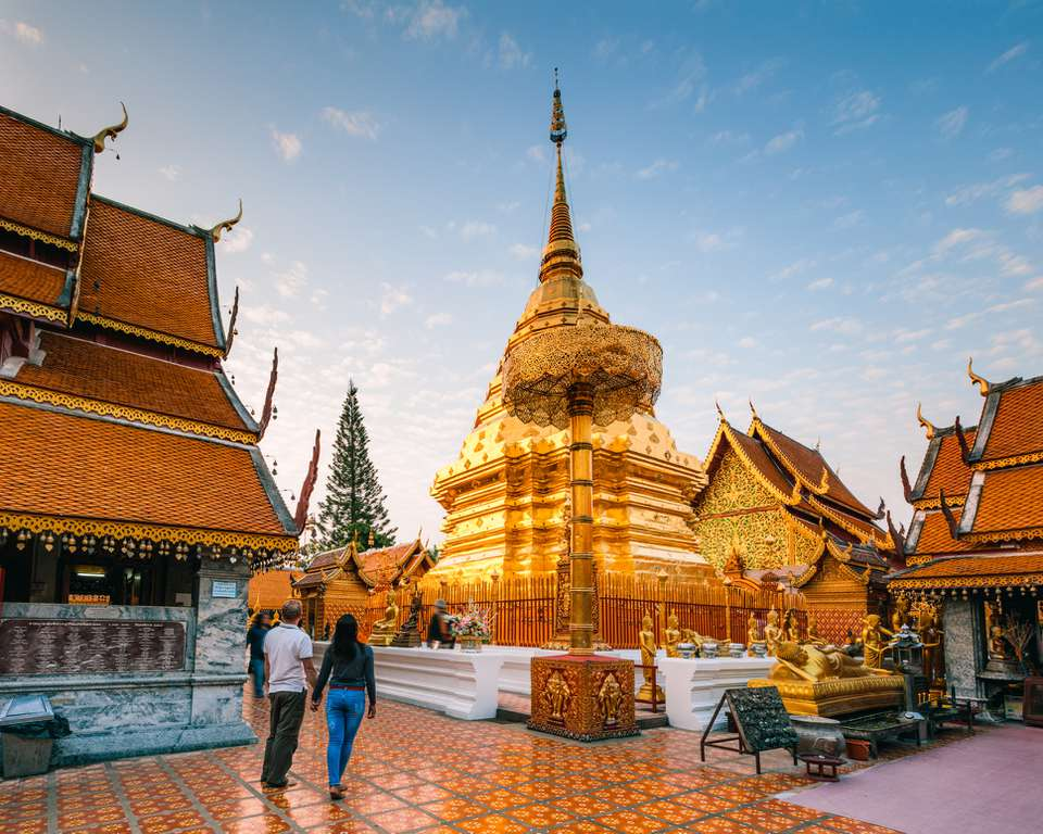 Wat Prathat Doi Suthep, Chiang Mai